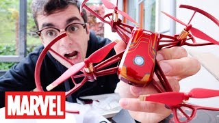 IL NUOVO INCREDIBILE DRONE DI IRON MAN (DJI Ryze Tello Hero)