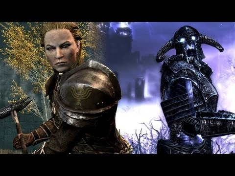 Skyrim: Dawnguard -  Test / Review von GameStar (Gameplay)