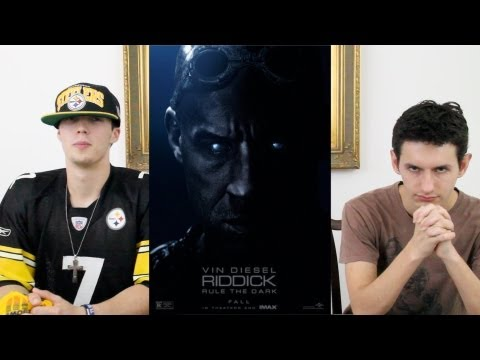 Riddick-Movie Review with Lucas