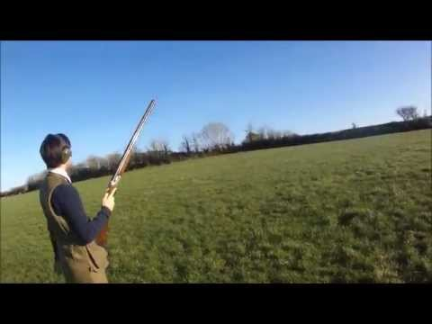 Driven Pheasant and Duck Shooting