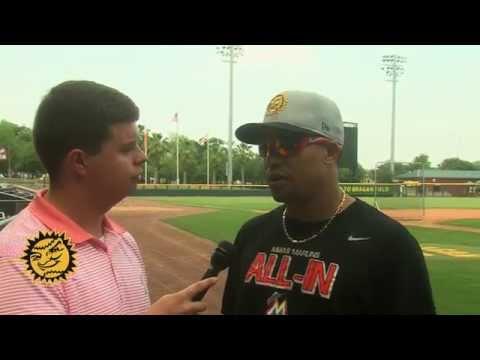 Jacksonville Suns: Rafael Furcal Interview - 4/25/14