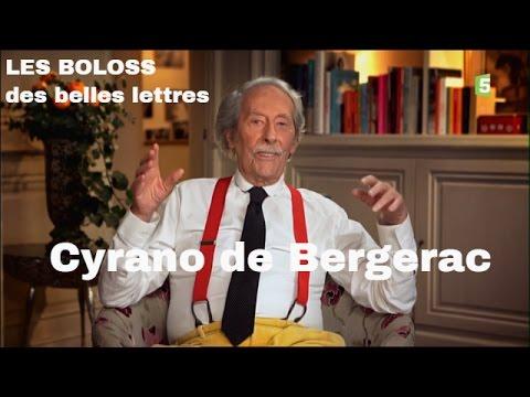 LES BOLOSS des belles lettres :  Cyrano de Bergerac #BDBL