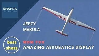 Jerzy Makula - amazing aerobatics display
