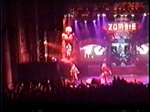 Rob Zombie - Demonoid Phenomenon  Return of the Phantom Stranger...