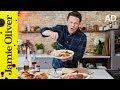 EASY HARISSA ROAST CHICKEN FAJITAS | Jamie Oliver | UK | AD