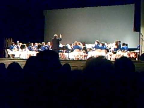 TCCHS Band Prism Concert 2009