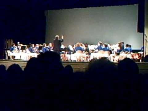 TCCHS Band Prism Concert 2009