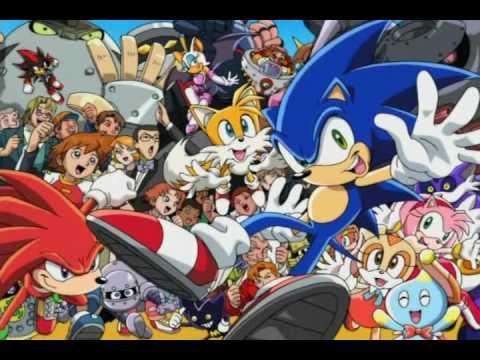 Sonic X [Chicago Trailer Parody]