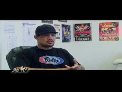 Mark Munoz on YO!TV Video