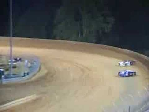 Dirt Late Model Feature 8.22.08 Virginia Motor Speedway Video