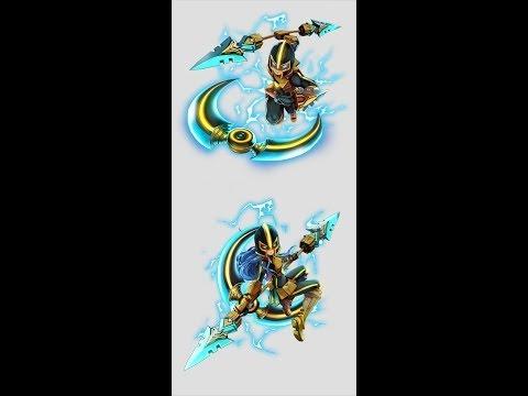 Korean Lost Saga Alpha Time Space First Look Legendary Character Hero 115