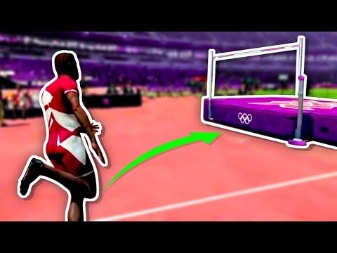 STUPID ANKLES! - London 2012 Olympics