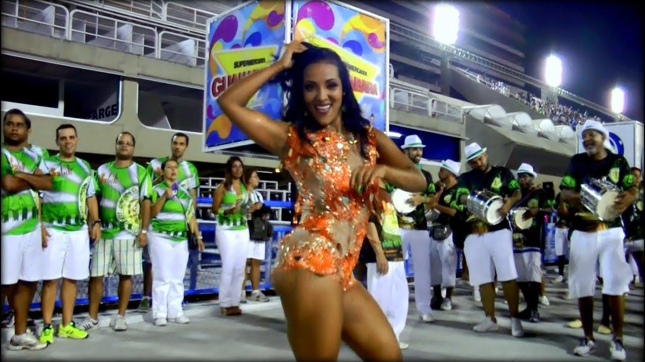 Brazilian Body Paint Show