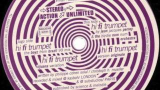 download musica Stereo Action Unlimited - Hi-Fi Trumpet JJ Perrey & The Birdy Num Num Orchestra