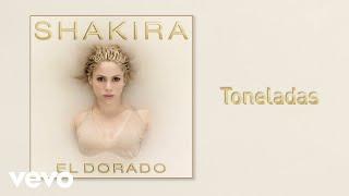 Shakira Toneladas (Audio)
