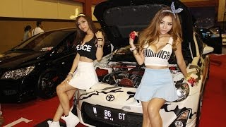 Miss Hot Import Nights 2014 Surabaya