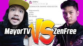 VIDEO EDIT FOR P200??? ZENPRO!!!