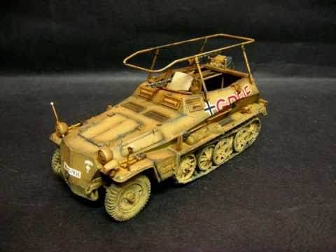 LARGEST 1/35 WWII GERMAN PANZER TANK MODEL COLLECTION 88+