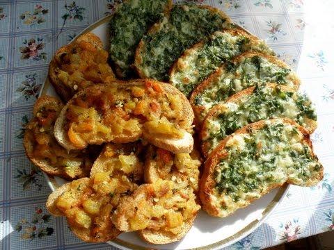 Горячие Бутерброды в Исполнении Моей Мамы :)