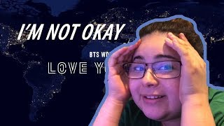 "BTS (방탄소년단) WORLD TOUR ""LOVE YOURSELF""  REACTION 