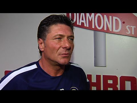 INTERVIEW TO WALTER MAZZARRI