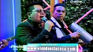 Alex Rivas Y Su Agrupaci?n Inc?gnito ENTRE TU Y YO (en La Revista)