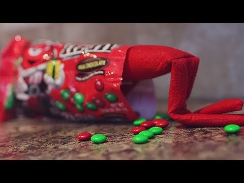 Elf on the Shelf 🎄 Top 20 Funniest images🎄 Christmas 2017
