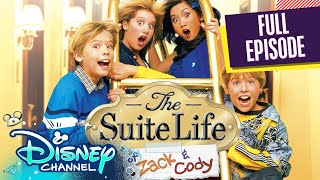 The Ghost in Suite 613 👻| Full Episode | The Suite Life of Zack and Cody | Disney Channel
