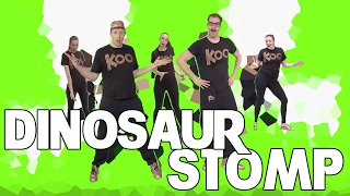 Koo Koo Kanga Roo - Dinosaur Stomp: Dance-A-Long Video