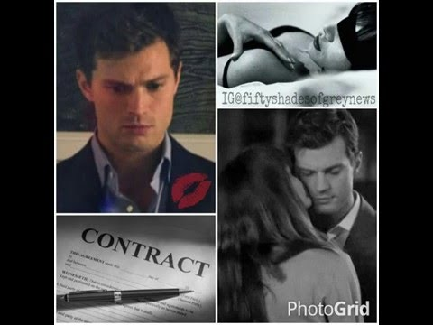 Jamie Dornan- Fifty Shades of Grey