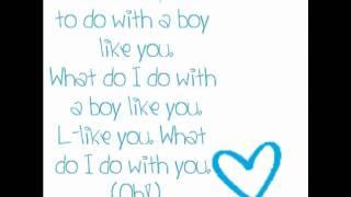 Boy like you- Kesha Lyrics