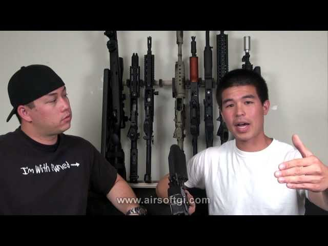 Airsoft GI - Lancer Tactical MK18 at Tac City After Action Report with Daniel from the Sales Floor