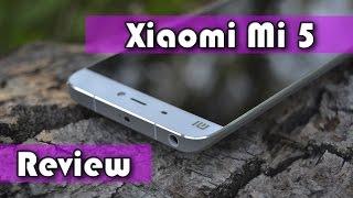 Xiaomi Mi 5 - обзор стильного флагмана с 3/32 гб памяти и сравнение с Xiaomi Note 3 Pro Prime