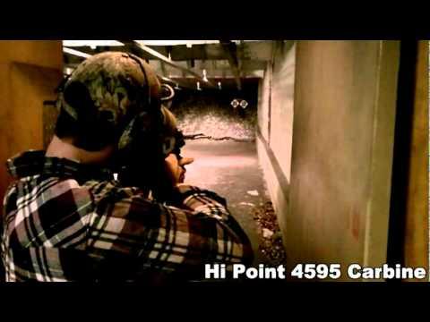 Mossberg 500, Maverick 88 Hunter, Hi Point 4595 Carbine, Heritage Rough Rider