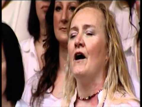 Military Wives Choir Sing Bob Dylan's To Make You Feel My Love