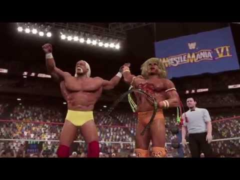 nL Live on Hitbox.tv - WWE 2k15 Showcase Mode - Path of the Warrior [FULL]