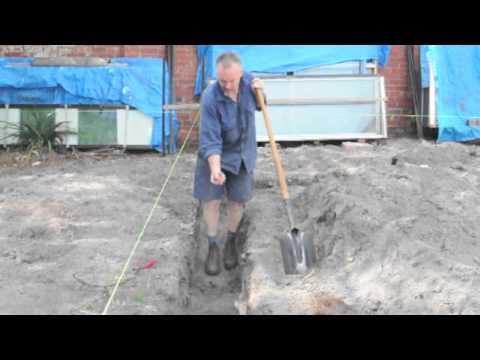 House Footings Youtube