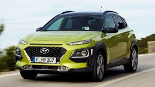 Hyundai Kona 2019 Car Review