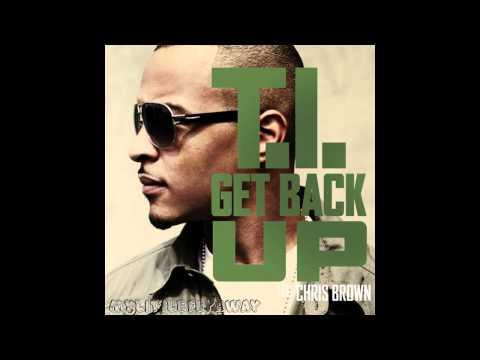 T.I. Ft. Chris Brown - Get Back Up [Instrumental]