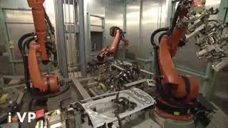 Mercedes Benz automobile engineering company