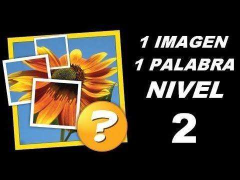 1 Imagen 1 Palabra - Nivel 2