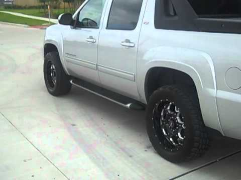 My Chevy Avalanche Z71 Mods - YouTube