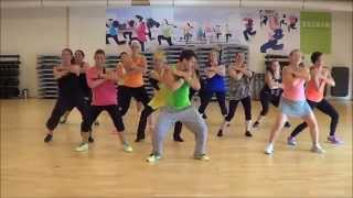 Mr.Vegas Shake it - Zumba style with Don Antonio