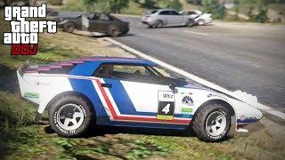 GTA 5 Roleplay - DOJ 325 - Rally Stages (Criminal)