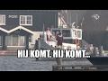 Sint Komt Aan In Grou mp3