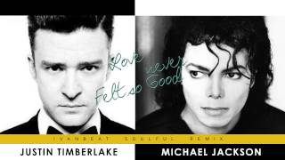 Michael Jackson Video - Michael Jackson feat. Justin Timberlake - Love Never Felt So Good (Ivanbeat Soulful Remix)