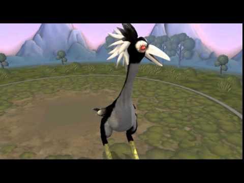 SPORE - KELENKEN - TERROR BIRD