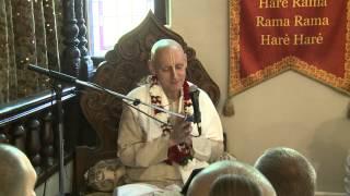 2014.05.13. Nrsingadeva Appearace Day Lecture HG Sankarshan Das Adhikari Kaunas, Lithuania