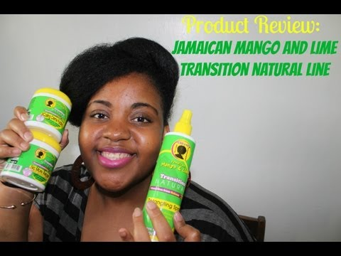 Review & Demo: Jamaican Mango and Lime Transition Natural