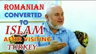 Romanian Visited Turkey & Left As A Muslim!! Dr Stefan
